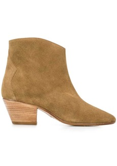 Isabel Marant Basso Scamosciato boots