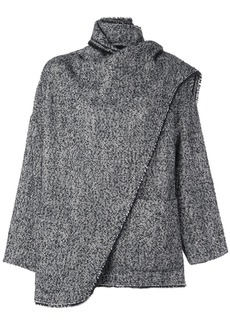 Isabel Marant belted shawl jacket