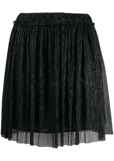 Isabel Marant Benedicte pleated mini skirt