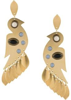 Isabel Marant Birdy earrings