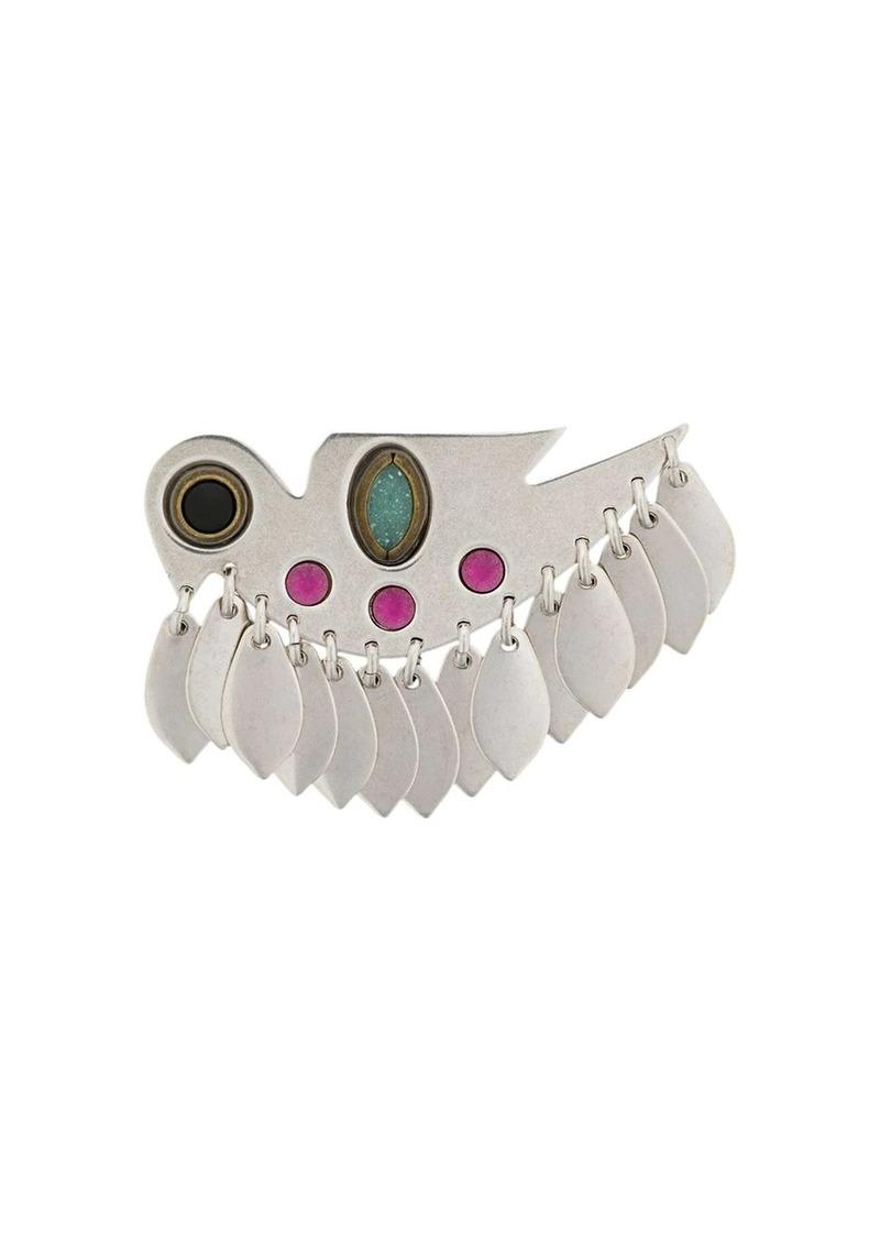 Isabel Marant Birdy Studs brooch