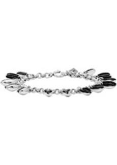 Isabel Marant Black & Silver New Amer Bracelet
