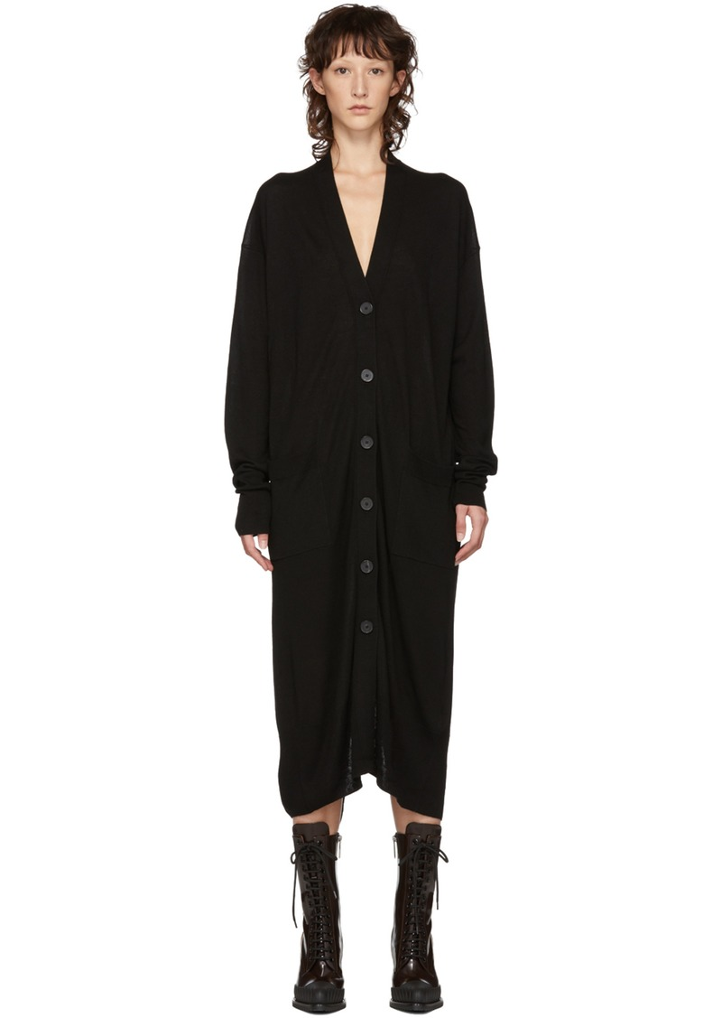 Isabel Marant Black Anderson Dress