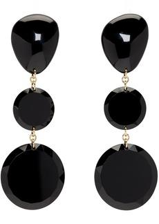 Isabel Marant Black Bright Earrings