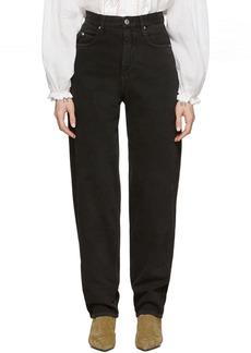 Isabel Marant Black Corsy Jeans