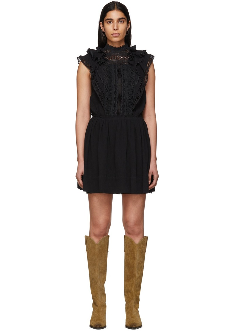 Isabel Marant Black Ianelia Dress
