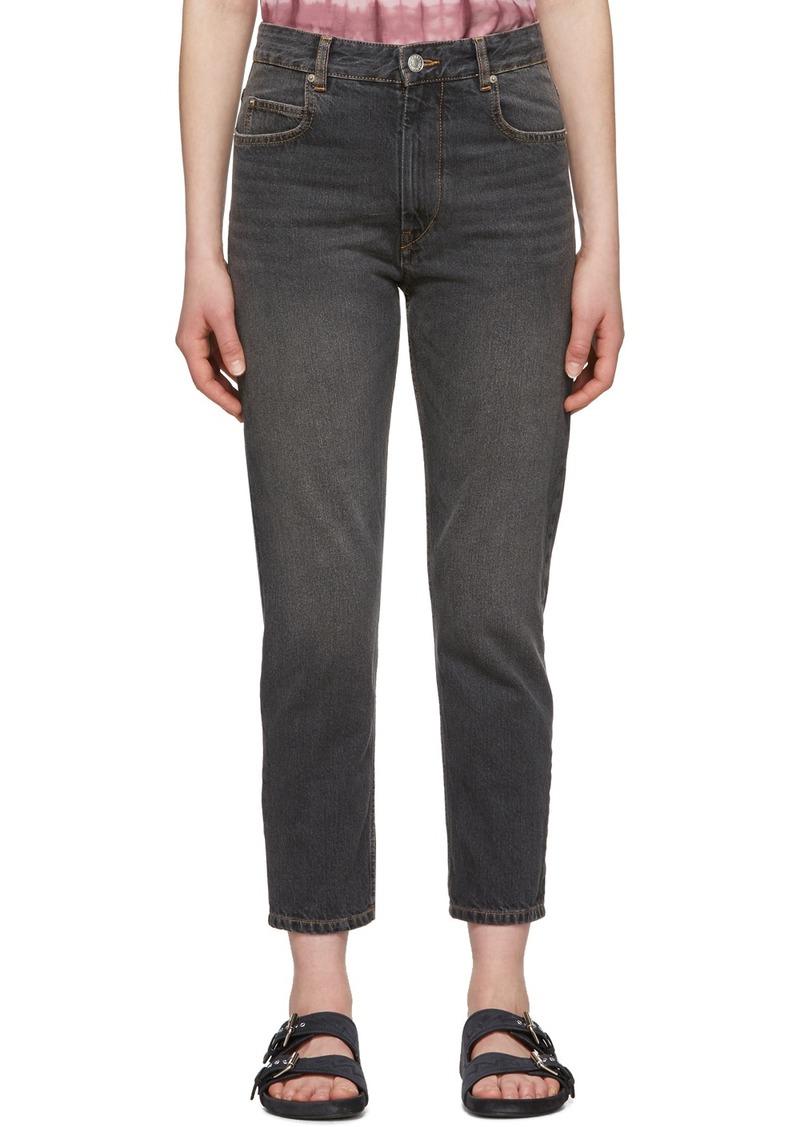 Isabel Marant Black Neaj Jeans