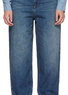 Isabel Marant Blue Corsy Jeans