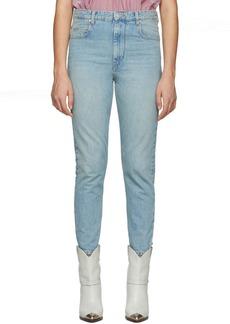 Isabel Marant Blue Denim Neaj Jeans
