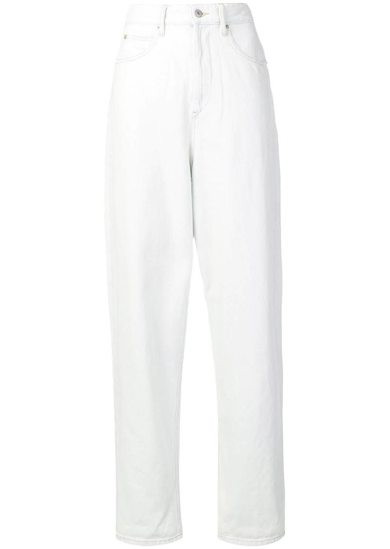 Isabel Marant boyfriend fit jeans