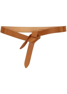 Isabel Marant Brown Lecce Belt