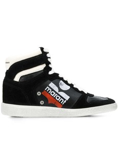 Isabel Marant Bulian high top sneakers