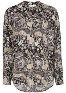 Isabel Marant button-up blouse