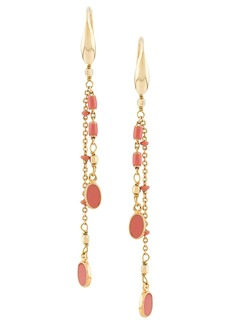 Isabel Marant Casablanca chain earrings