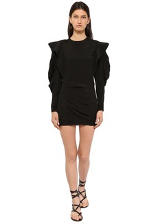 Isabel Marant Catarina Light Viscose Mini Dress