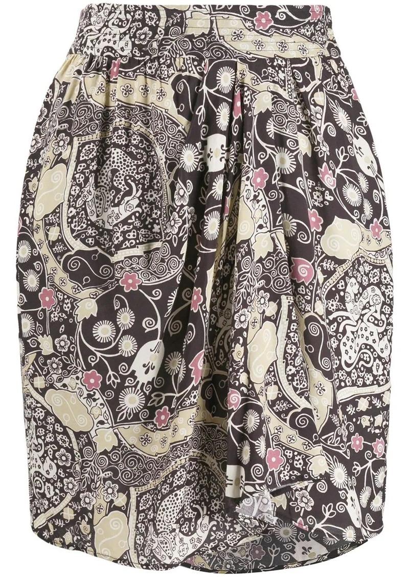 Isabel Marant Cegarte skirt