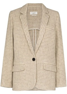Isabel Marant Charly checked blazer