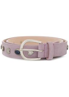 Isabel Marant charm embellished belt