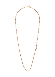 Isabel Marant charm long necklace
