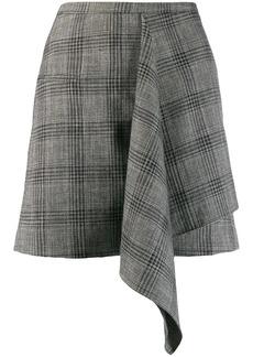 Isabel Marant checked mini skirt