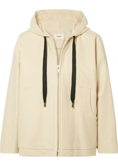 Isabel Marant Chelsea Hooded Wool-blend Jacket