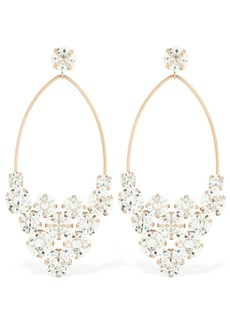 Isabel Marant Chic Crystal Earrings