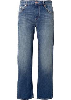 Isabel Marant Cholko Mid-rise Straight-leg Jeans
