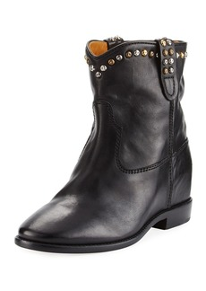 Isabel Marant Cluster Hidden-Wedge Western Boot