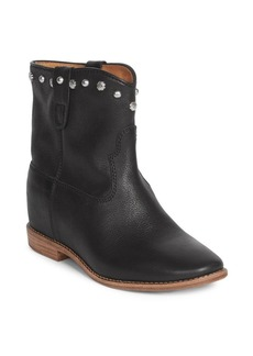 Isabel Marant Cluster Studded Cowboy Boots