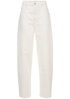 Isabel Marant Corfy High Rise Baggy Jeans