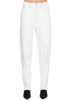 Isabel Marant Corsy Cotton Denim Jeans