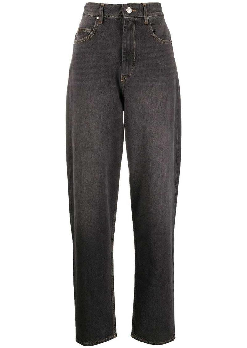 Isabel Marant Corsyj denim tapered jeans