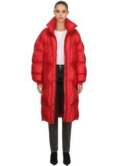 Isabel Marant Cray Oversized Nylon Puffer Coat