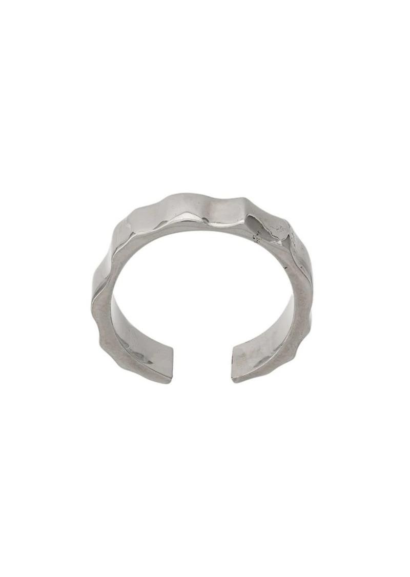 Isabel Marant crinkled ring