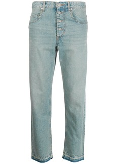 Isabel Marant cropped fit jeans