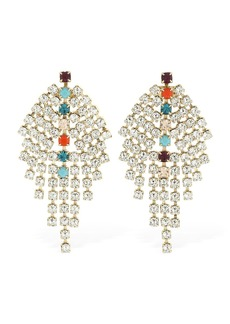 Isabel Marant D'alessio Crystal Earrings