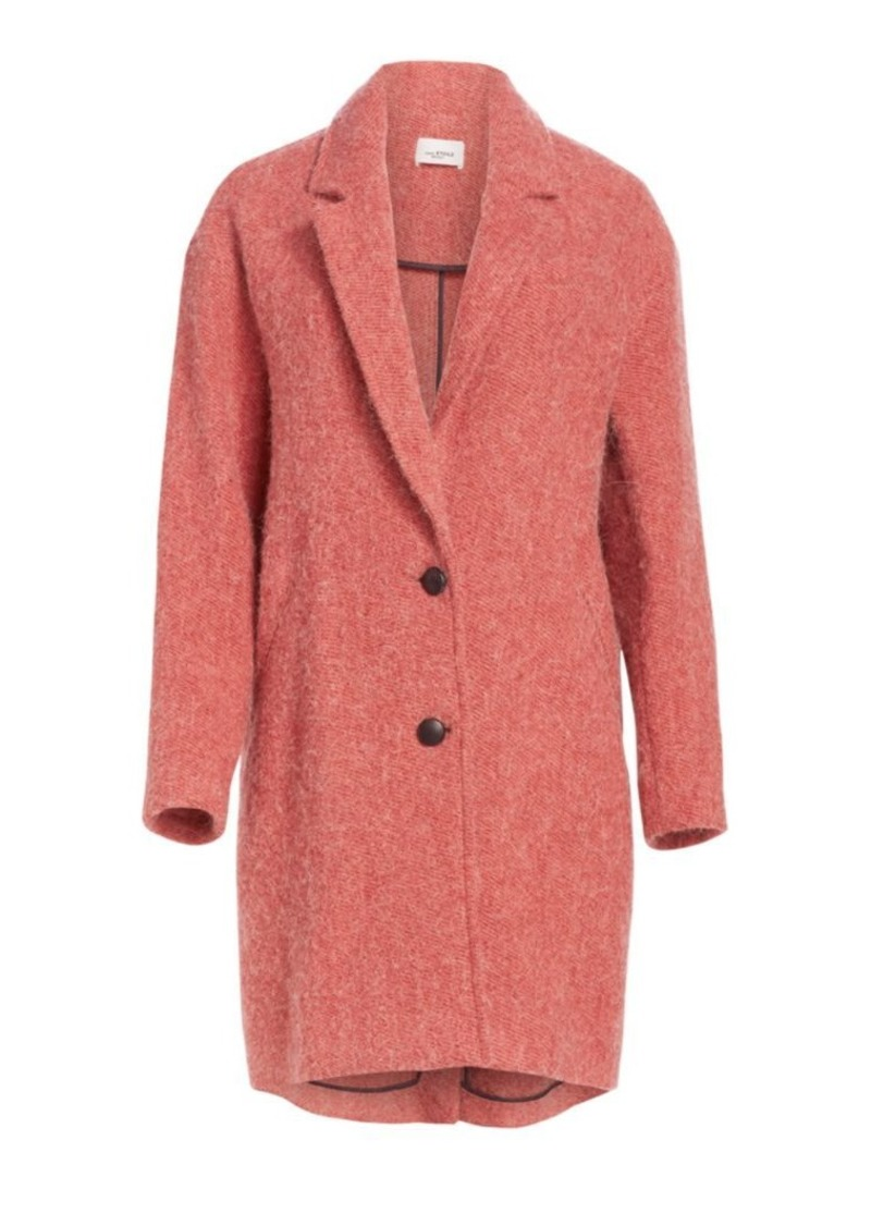 Isabel Marant Dante Car Coat