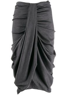 Isabel Marant Datisca draped skirt
