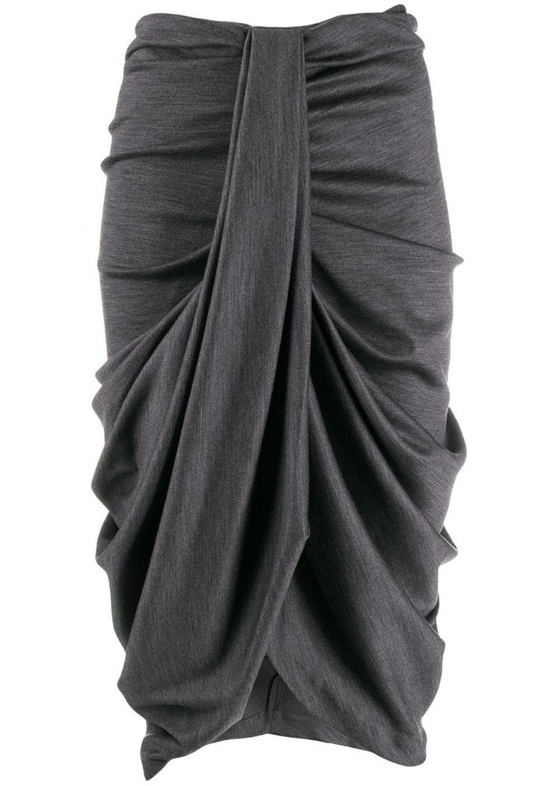 Isabel Marant Datisca draped skirt