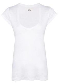 Isabel Marant deep V-neck tank top