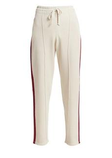 Isabel Marant Docia Side Stripe Track Pants