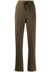 Isabel Marant Docia stripe detail track pants