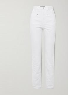 Isabel Marant Dominic High-rise Straight-leg Jeans