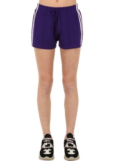 Isabel Marant Dorset Techno Shorts W/ Side Bands