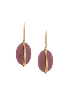 Isabel Marant drop stone earrings