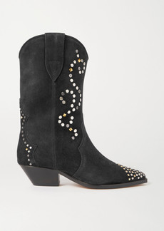 Isabel Marant Duerto Studded Suede Boots