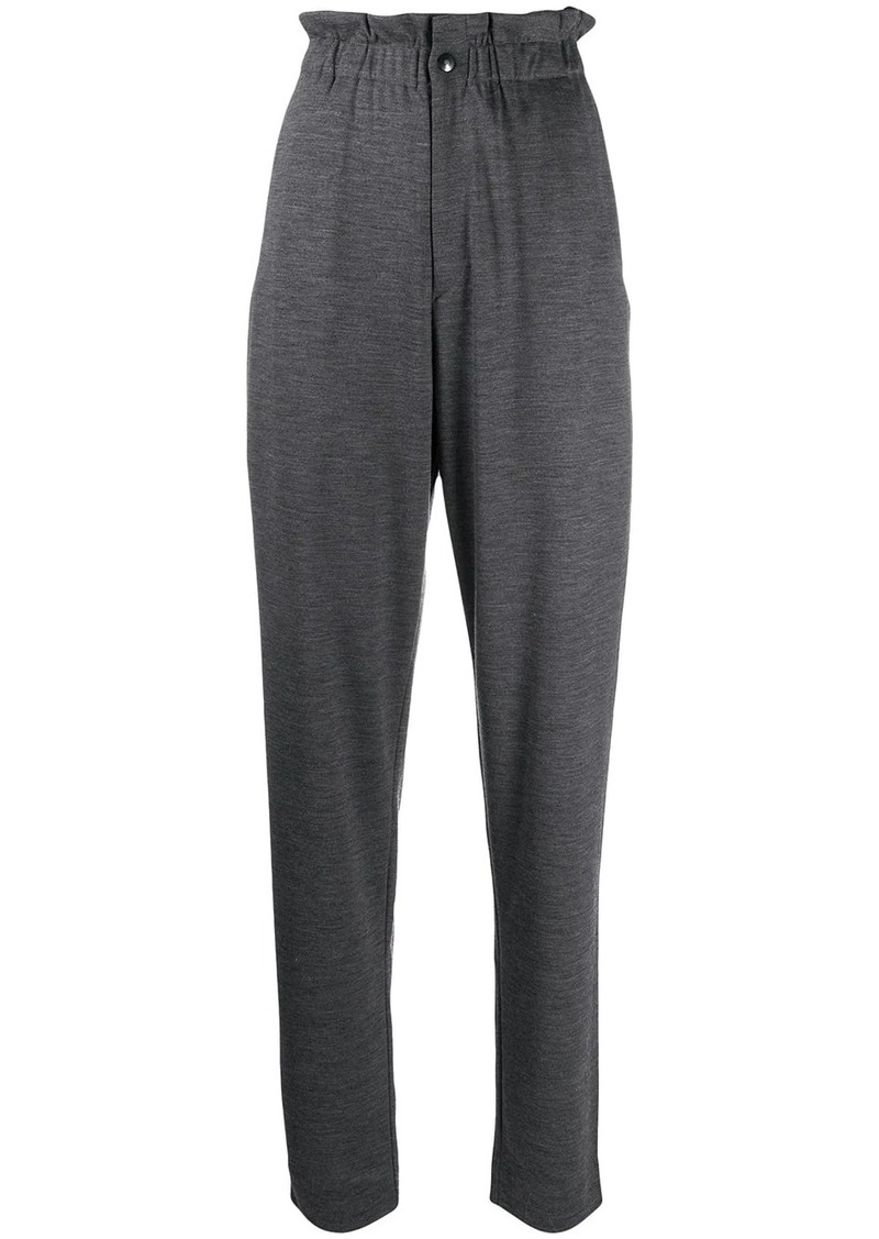 Isabel Marant Durner high-waist trousers