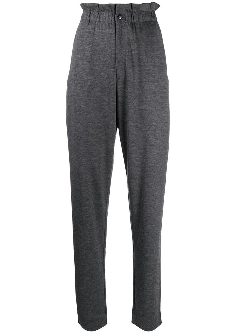 Isabel Marant Durner high-waist trousers