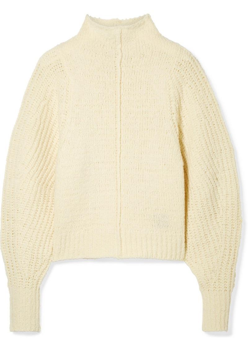 Isabel Marant Edilon Wool-blend Turtleneck Sweater