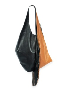 Isabel Marant Eenda Modern Fringes Shoulder Bag